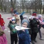 Zabawy na szkolnym boisku