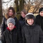 Drużyna szachistów w roku 2013/14