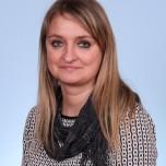 Adrianna Kiona - język niemiecki,  wychowawca kl. Vb