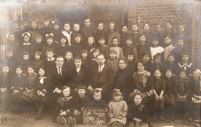 Szk. Powsz. kl 3 c 1925 rok