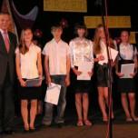 Laureaci Nagrody Burmistrza w roku 2010/11