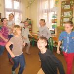 Próba zespołu tanecznego