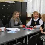 W pokoju nauczycielskim