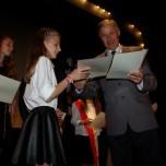 Laureatka Nagrody Burmistrza w roku 2013/14 - Zuzanna Majchrzak