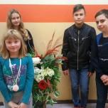 Laureaci etapu szkolnego w SP2 - Konkursu Wiedzy o Powstaniu Wielkopolskim