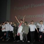 Oliwia Kowalska i zespół kl. IVc - występ towarzyszący podczas VI PPPP