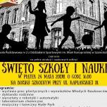 Plakat - Święto Szkoły i Nauki 2019 — kopia