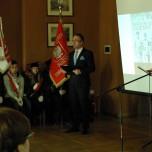 Udział grupy WSPAK w konferencji poświęconej żołnierzom wyklętym2