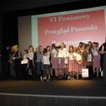 Wręczenie nagród aureatom VI PPPP